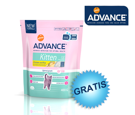 ADVANCE CAT Kitten 400g