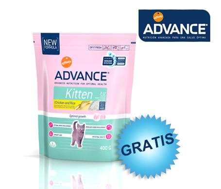 ADVANCE CAT Kitten 400g