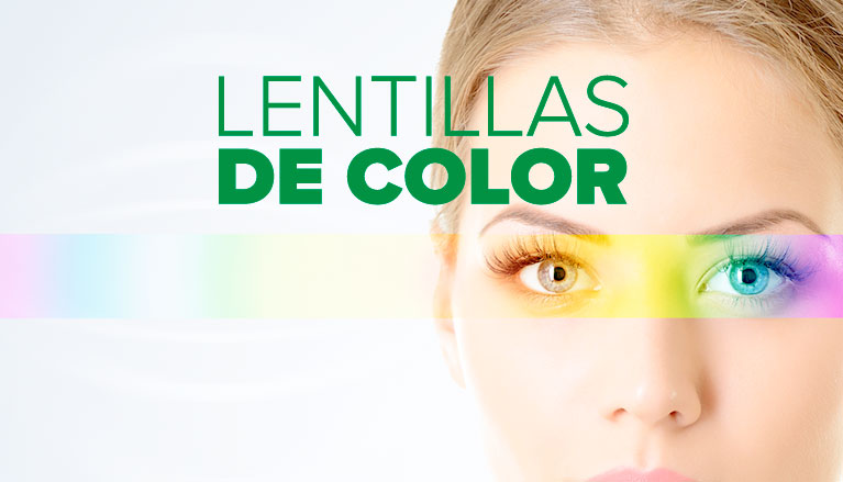 Lentillas de color